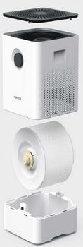 Boneco design luchtwasser W200