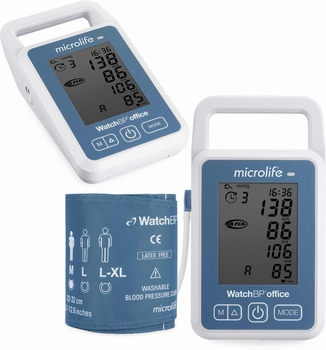 Microlife WatchBP Office 30M met AFIB