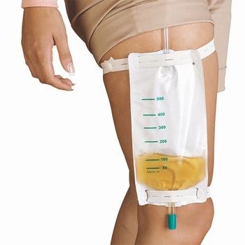 Fixatieband voor beenzakken - per paar