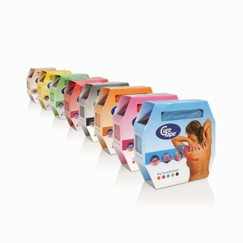 Cure Tape Giant water resistant 31,5m - 5cm blauw
