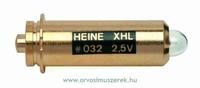 Lampje Heine xhl 2,5V #034