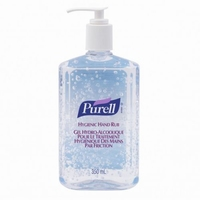 Purell handgel pompflesje 350 ml per stuk