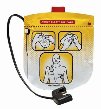 Elektroden AED Defibtech View voor volwassenen