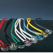 Nurse stethoscoop blauw