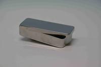 Instrumentendoos aluminium 17x7x2 cm