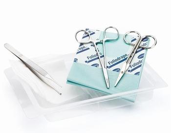 Hechtset Disposable Mediset, steriel verpakt