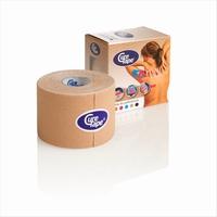 Cure Tape beige - 5cmx5m - per doos van 6 rollen