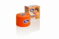 Cure Tape oranje - 5cmx5m - per doos van 6 rollen