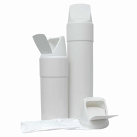 Hygiënecontainer 6 liter voor damesverband Sani-BioBin