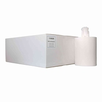 Midi Papierrol cellulose zonder koker, 1 laags, per 6 rollen