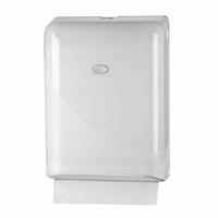 Handdoekdispenser Z-fold Pearl White