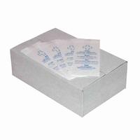 Damesverbandzakjes papier, 1000 zakjes