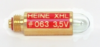 Lampje Heine xhl 3,5V #063