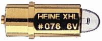 Lampje Heine xhl 6,0V # 076