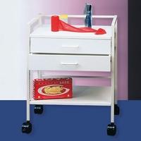 Instrumententafel met 2 laden, rijdbaar