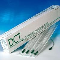 Afzuigcatheter recht ch.12 DCT, steriel, per stuk