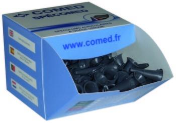 Oortips Comed 2,5mm voor o.a.Heine, 250 stuks