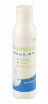 Burncare pijnverzachtende gel, knijpfles 118ml