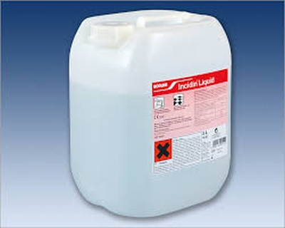 Incidin foam can 5 liter