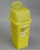 Naaldencontainer Sharpsafe - 7 liter