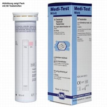 Medi-Test Nitriet, 50 teststroken