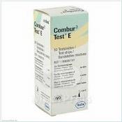 Combur 3 Test E, Roche, flacon 50 teststrookjes