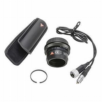 Dermatoscoop Heine foto accessoires set voor Nikon