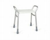Douchekruk aluminium in hoogte verstelbaar 46-58.5 cm
