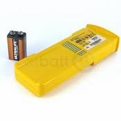 Batterij unit AED Defibtech Lifeline DSF210 incl. 9Vbatterij
