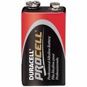 Batterij Duracell Procelll 9V blokmodel