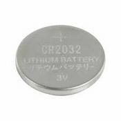 Batterij Knoopcel Lithium CR2032