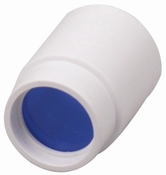 Blauwfilter opzet voor Penlight