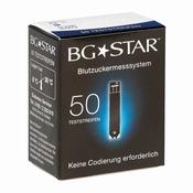 BG STAR Teststrips, per 50 stuks