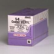 Hechtmateriaal Ethicon Vicryl, violet 5/0 met naald C3
