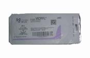 Hechtmateriaal Ethicon Vicryl violet 5/0 met naald C3
