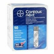 Bayer Contour Next Teststrips , verpakt per 50 stuks