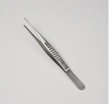 Pincet Chirurgisch 15,5cm, RVS,steriel, 25st