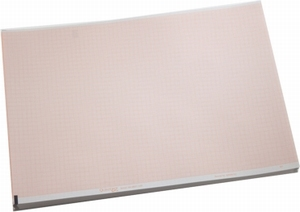 ECG papier voor Welch Allyn CP100/150/200 A4 formaat per 200