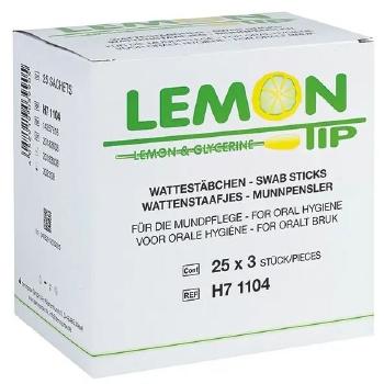 Lemon swabs, mondverfrissing staafjes,per 3 -25 verpakkingen