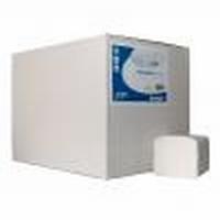 Euro bulkpack tissue wit 2 laags - 40 bundels van 225 vel