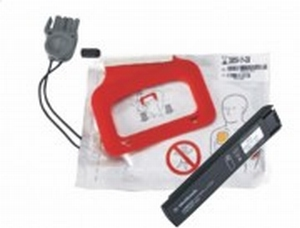Quick combo chargepack accu en 1 set elektroden
