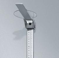 Meetlat Seca 222 6-230cm muurbevestiging