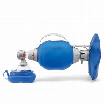 AMBU Mark IV beademingsballon met masker 5