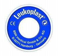 Leukoplast waterdicht  5m x 1.25cm per stuk
