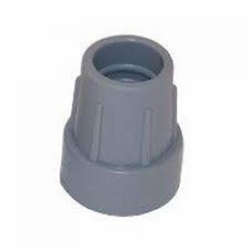 Krukdop grijs 18mm, per stuk