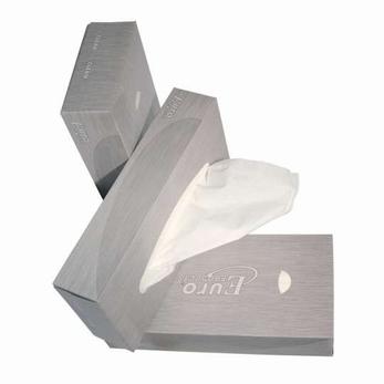 Facial tissues CMT in dispenser doos, 100 tissues per verp.