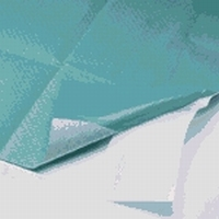 Afdekdoek steriel, 45x75cm, 2 laags, watervast per stuk