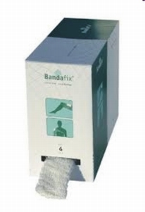 Bandafix netverband 25mtr. maat 6
