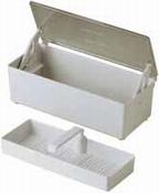 Instrumentenbak met zeef, inhoud 1,5l