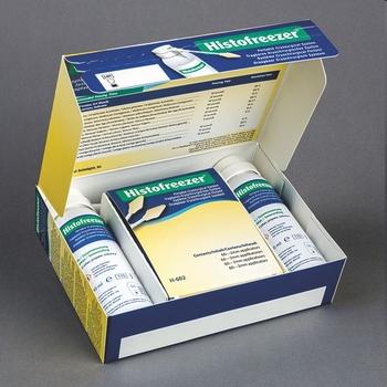 Histofreezer set - medium - 2x80 ml - 5mm applicatoren